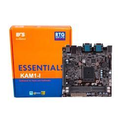 TARJETA MADRE ECS KAM1-I VGA/HDMI/MINI PC DDR3 SATA3 USB3.0