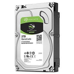 DISCO DURO INTERNO SEAGATE BARRACUDA 3.5 3TB SATA3 6GB/S 7200RPM CACHE 64MB PC