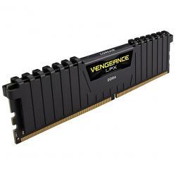 MEMORIA RAM DIMM CORSAIR VENGEANCE LPX 16GB DDR4 2400MHZ NEGRO