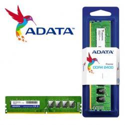 MEMORIA DDR4 ADATA 8GB 2400 MHZ UDIMM (AD4U240038G17-S)