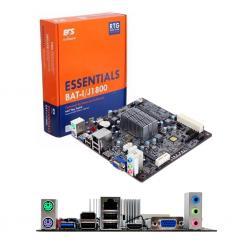 TARJETA MADRE ECS BAT-I/J1800 1XSODIMM 2XSATA USB3 VGA/HDMI BAYTRAIL (89-206- EZ8171)