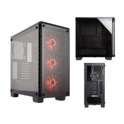 GABINETE CORSAIR CRYSTAL 460X RGB ATX USB 3.0 S/FTE CC-9011101-