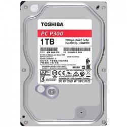 DISCO DURO INTERNO PC TOSHIBA 1TB HDWD110UZSVA P300 7200RPM 3.5