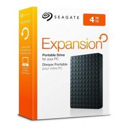 DISCO DURO EXTERNO SEAGATE 4TB 2.5 EXPANSION NEGRO (STEA4000400)