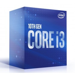 PROCESADOR INTEL CORE I3 10100 3.6GHZ 6MB 65W SOC1200 10TH GEN (BX8070110100)