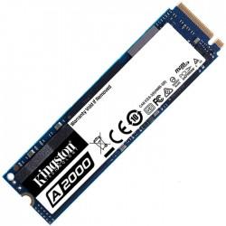 DISCO ESTADO SOLIDO SSD 500GB KINGSTON SA2000M8 M.2 NVME PCIE (SA2000M8/500G)