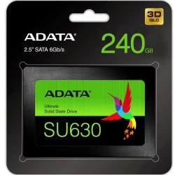 DISCO DE ESTADO SOLIDO SSD ADATA SU630 240GB SATA III 2.5 ASU630SS-240GQ-R