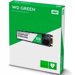 DISCO DE ESTADO SOLIDO SSD M.2 WESTERN DIGITAL WDS480G2G0B 480GB GREEN SATA III (WDS480G2G0B)