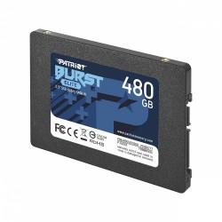 PATRIOT BURST ELITE SSD 480GB2.5 (PBE480GS25SSDR)